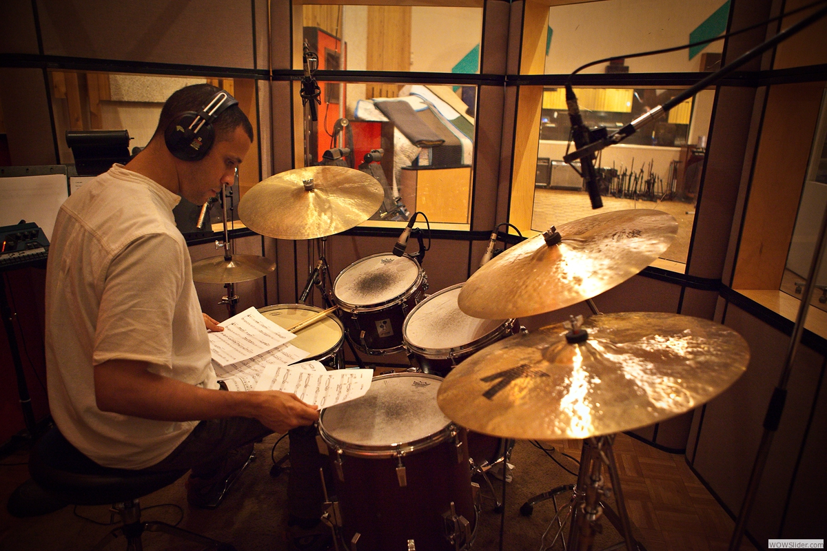 Adam Cruz - Drums